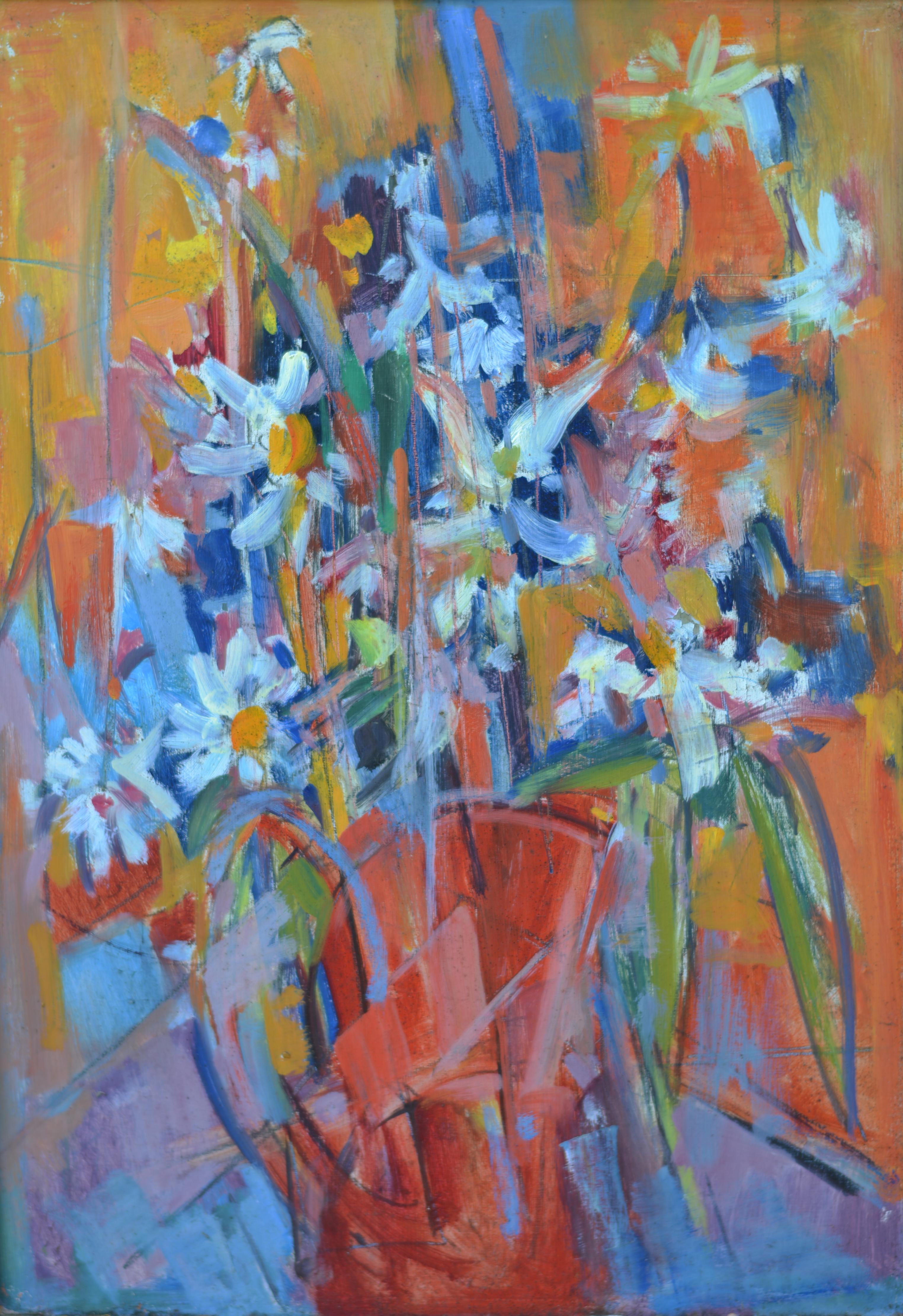 Fleurs. Isorel. 582. 67x47,5