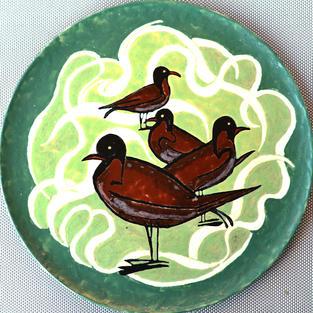 920 B - Oiseaux.