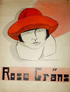1082. Rose GRANZ épouse de PM.