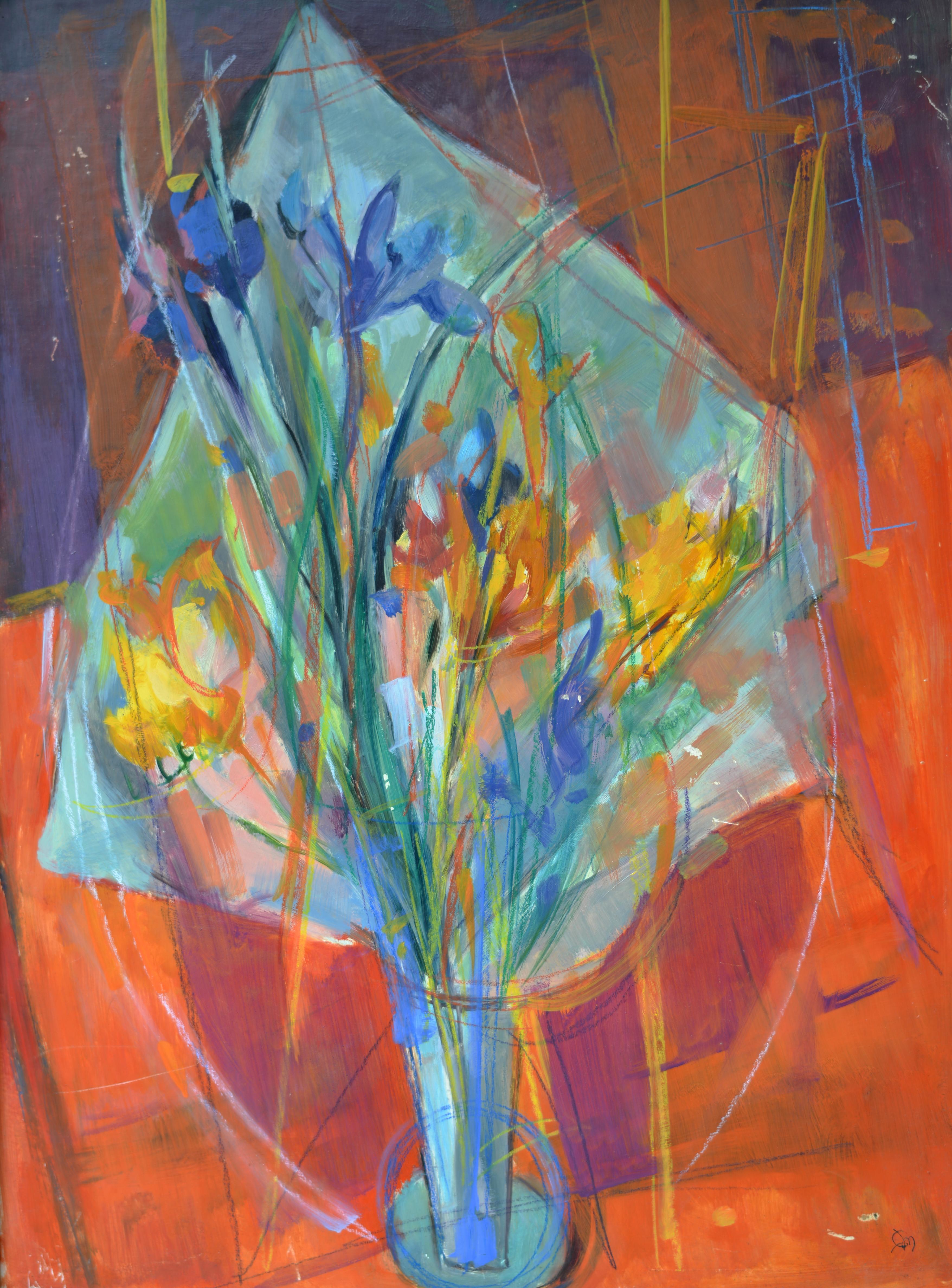 Fleurs. Isorel. 577. 81,5x60