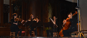 Événement : Concert quintette de cordes, orgue & évocations culturelles