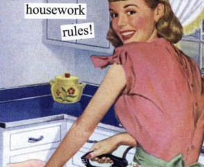 Joiner/Rejoinder: Smarty Mommies, Simple Mom, and Spring Cleaning