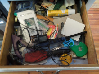 Post-Drawer Anxiety in a Pre-Drawer World
