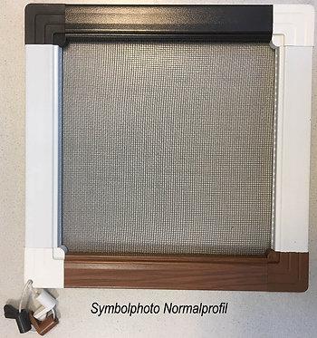Insektenschutzgitter fix Breite 500 bis 700mm