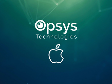 Opsys Tech Scanning Microflash Lidar dials up cost advantage with Apple tech