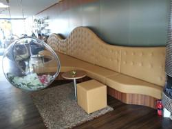 Sitzbereich Hotel
