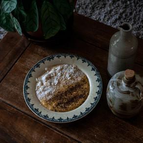 Smoothie banane-mangue-coco