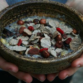 Petit déjeuner : le pudding de chia