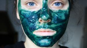 masque spiruline et miel