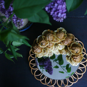 Cake (ou muffins) aux olives