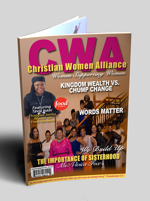 CWA Magazine 1 Year Subscription