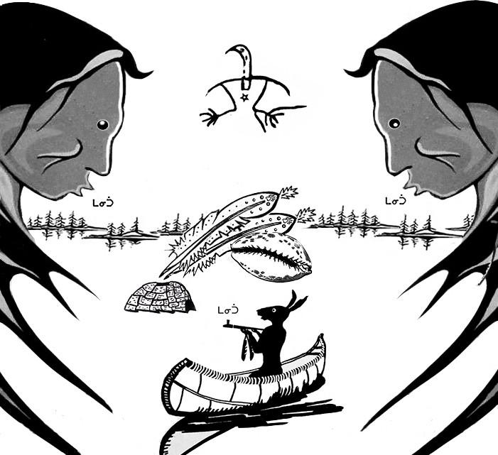 Medicine Woman ᐅᓵᐚᐱᐦᑯᐱᓀᐦᓯ Miskwaabik Animikii)