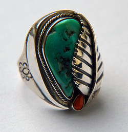 Ashkibag men's ring