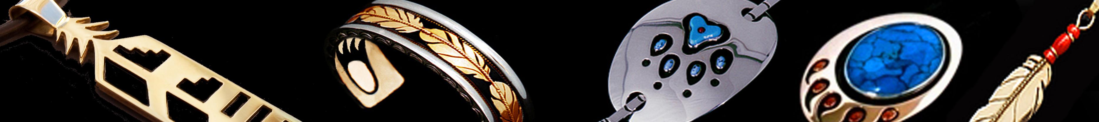Doodem clan jewelry top image