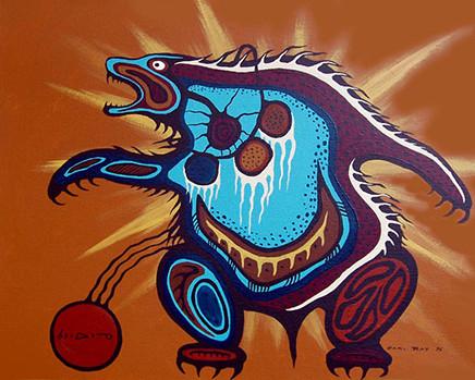Bear by Carl Ray