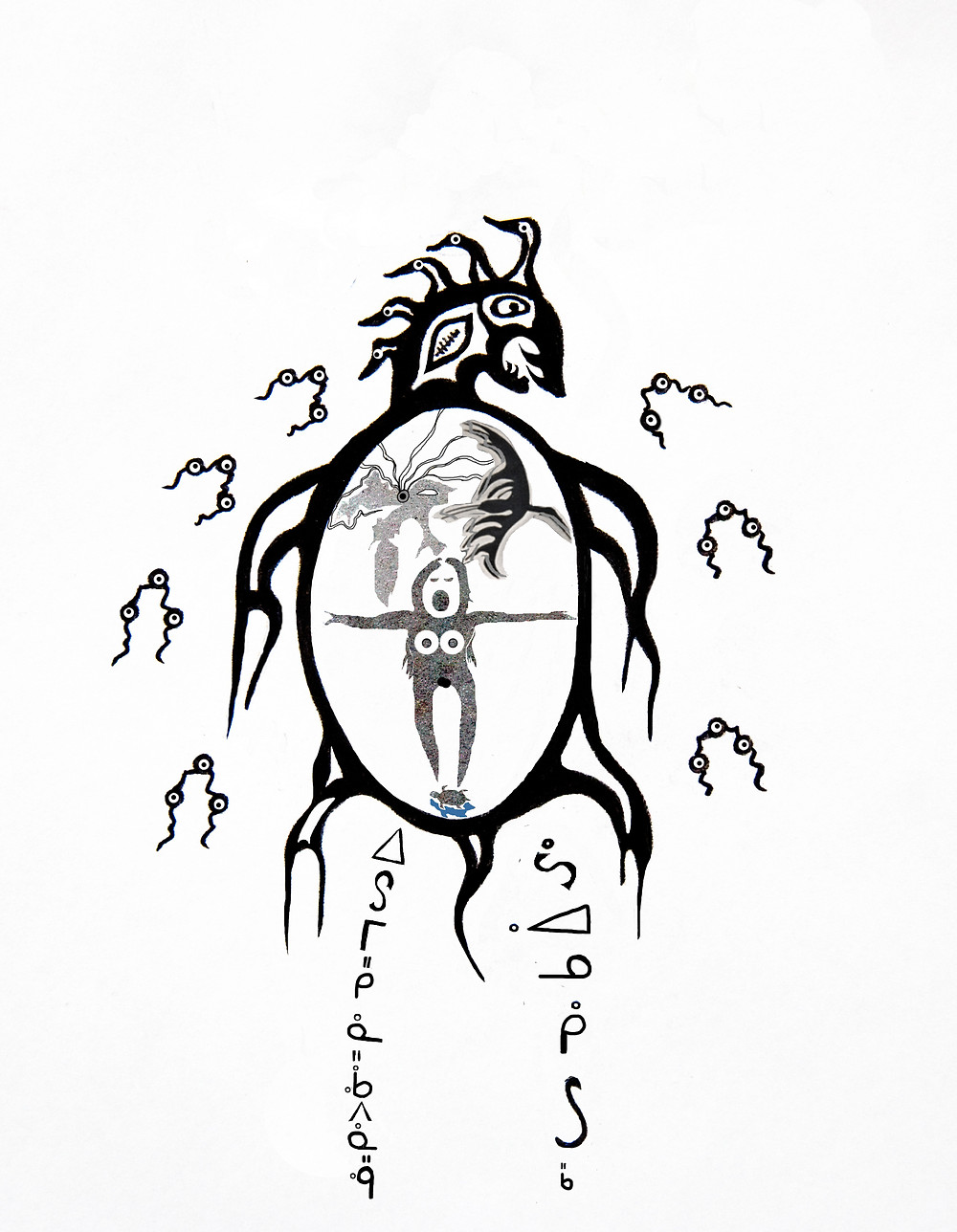 Izhimikinaakaabinakwe Turtle Woman's Dream