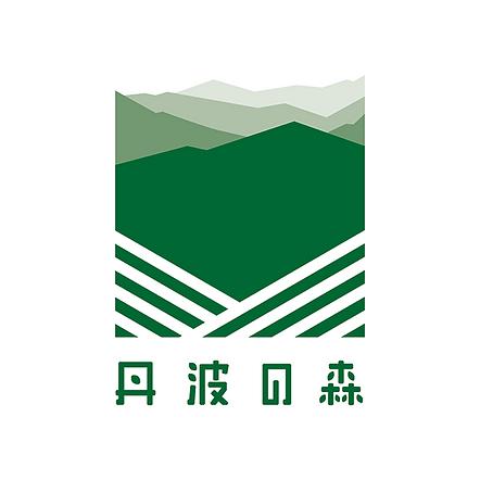 丹波の森 ロゴ ロゴマーク ロゴタイプ