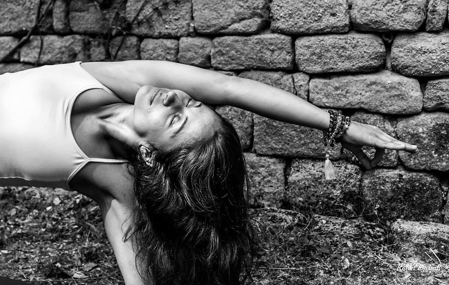 Mélanie Yoga Dieulefit Drôme