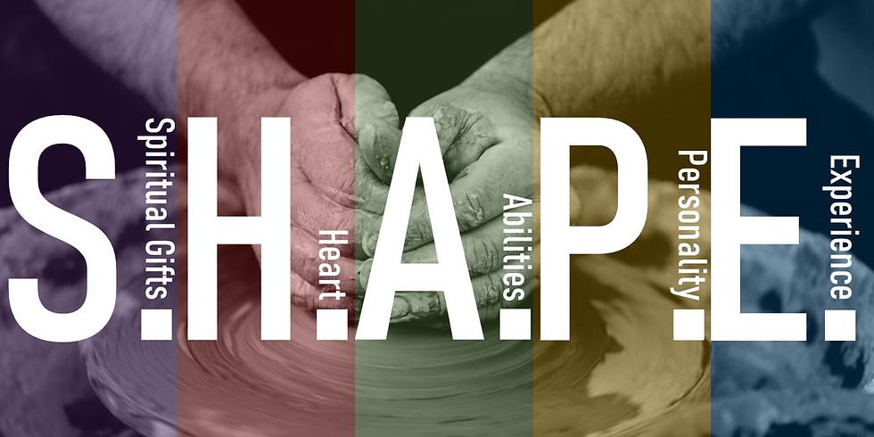 S.H.A.P.E Spiritual Gifts Assessment