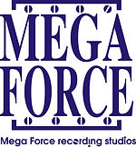 強力錄音室Mega Force Studio Logo(白底).JPG