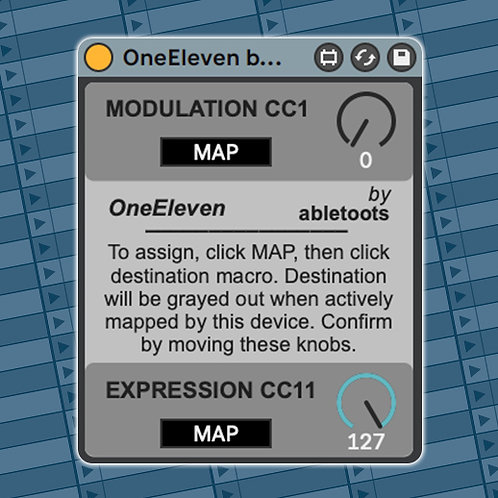OneEleven | Modulation & Expression Control