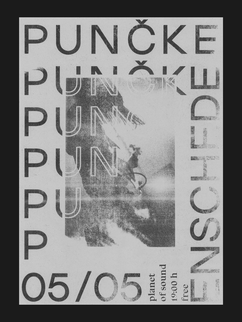Puncke show in Enschede