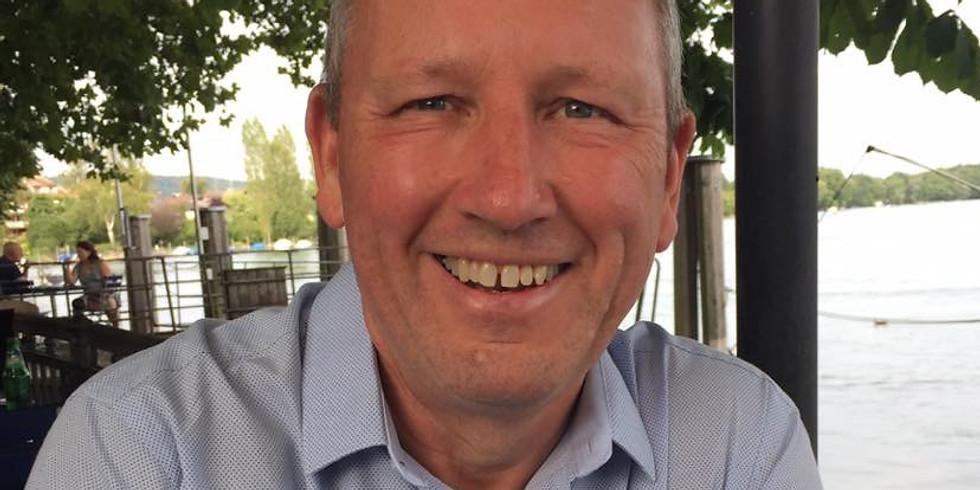 Trance con Minister Bill Thomson