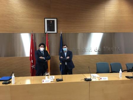 Ayuntamiento y Comunidad de Madrid tramitan ayudas para rehabilitar 1.400 viviendas en la capital