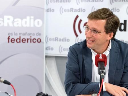 Entrevista a José Luis Martínez-Almeida en Es Radio
