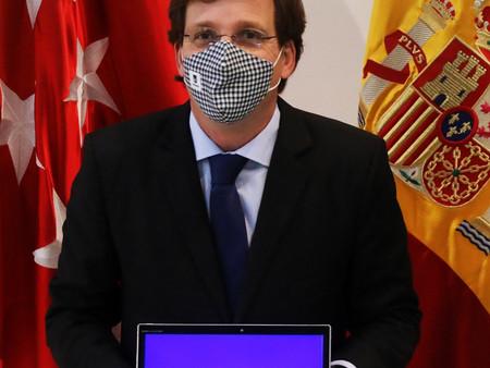 El presupuesto de Madrid para 2021 crecerá un 8,1 % hasta los 5.066 millones de euros