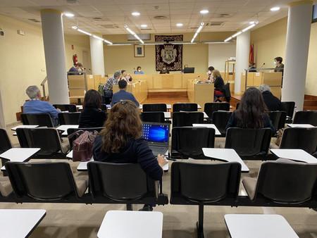 Celebrado el pleno extraordinario del Debate sobre el Estado del Distrito