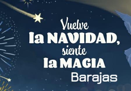 Barajas celebra la Navidad con agenda infantil, conciertos de góspel y su tradicional belén
