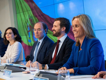 El PP de Madrid se refuerza de cara a las próximas elecciones generales