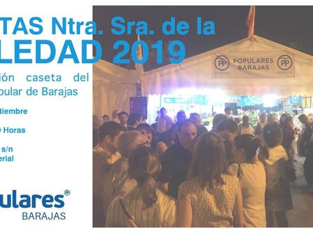 Fiestas Ntra. Sra. de la SOledad 2019