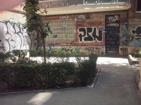 Grafitis: La Teoría de las Ventanas Rotas