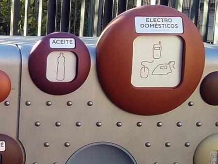 Madrid tendrá 578 contenedores nuevos en la calle para reciclar aceite a partir de enero