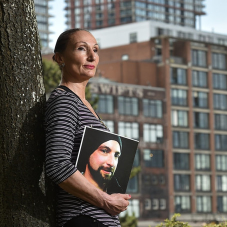 Completing Vancouver musician's album cathartic for those he left behind