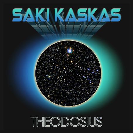 """Saki's album """"Theodosius"""" released!"""