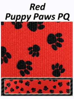 Puppy Paws pattern SUP Harness!