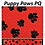 Thumbnail: Puppy Paws pattern SUP Harness!
