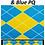 Thumbnail: Blue/yellow pattern SUP Harness!