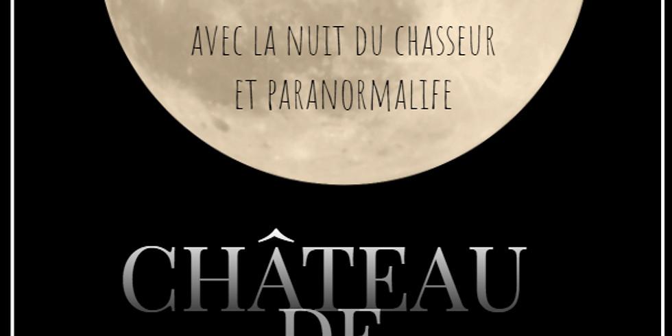 Nuit Ghost Hunt au Château de Fougeret