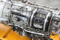 Turbojet External Details