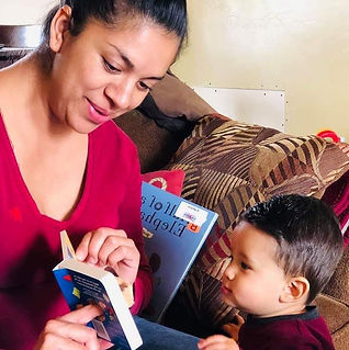 PAT Picture Mom reading to child 2018_ed
