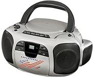 Spirit Radio-CD-Cassette Player (Califone)