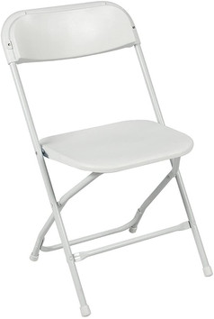 Portable Stackable Plastic Folding Chairs