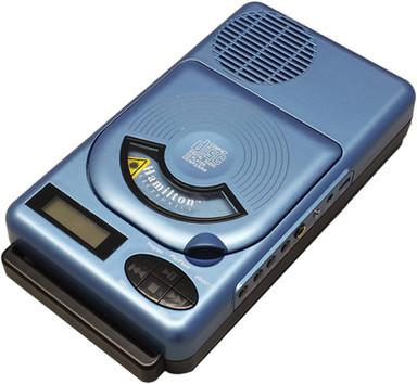 Top-Loading Portable Classroom CD Player (HamiltonBuhl)