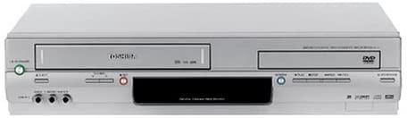DVD/VCR Combo (Toshiba)