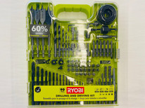 Ryobi Drill and Drive Kit (90-Piece)