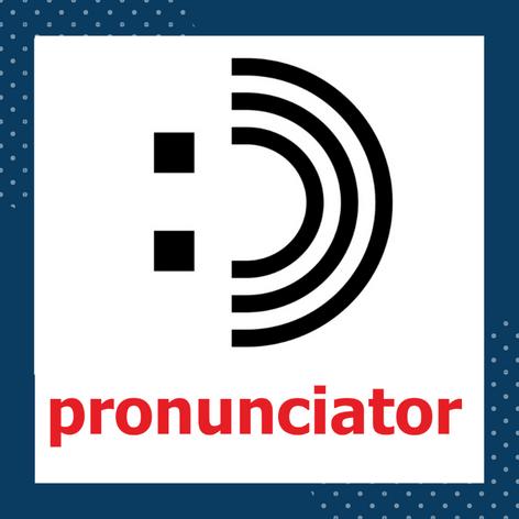 pronunciator